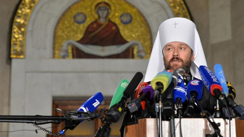 Vertiefte Spaltung: Russische Kirche bricht Beziehungen zu Konstantinopel ab