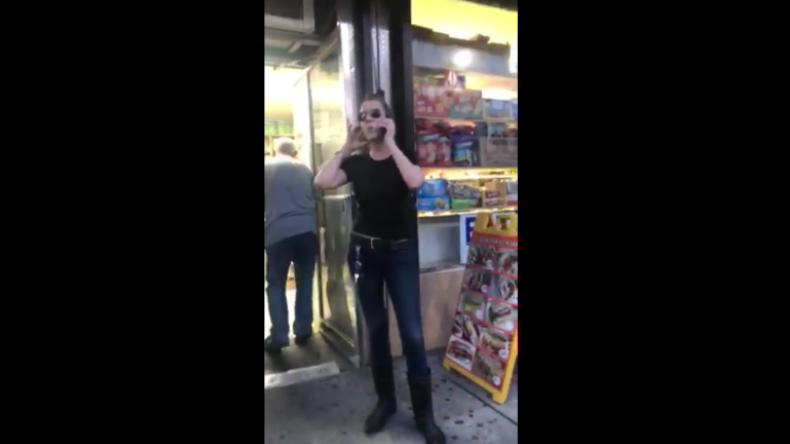 New York: Frau behauptet, von Neunjährigem sexuell belästigt worden zu sein und ruft die Polizei
