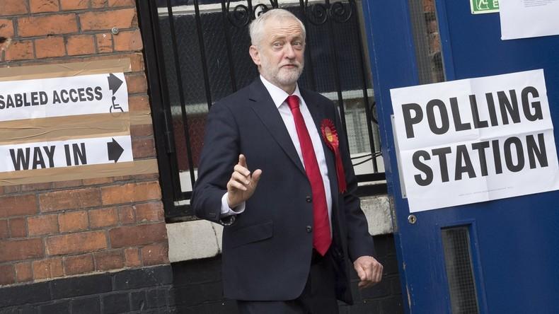 Sozialdemokrat Corbyn fordert Aufklärung an britischen Schulen über Kolonialismus und Sklaverei