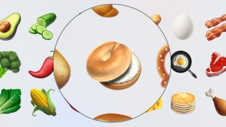Nicht appetitlich genug: Nutzer beschweren sich über neues Bagel-Emoji – Apple gibt Käse dazu