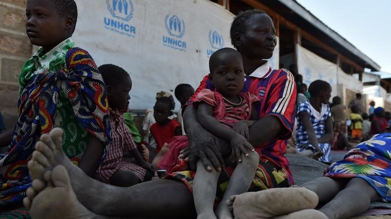 Geschäftsmodell Flüchtling? - UNO will Investitionen in Migrationslager fördern