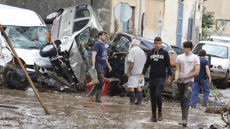 Flut auf Mallorca: Deutscher Lebensretter erhält Verdienstmedaille