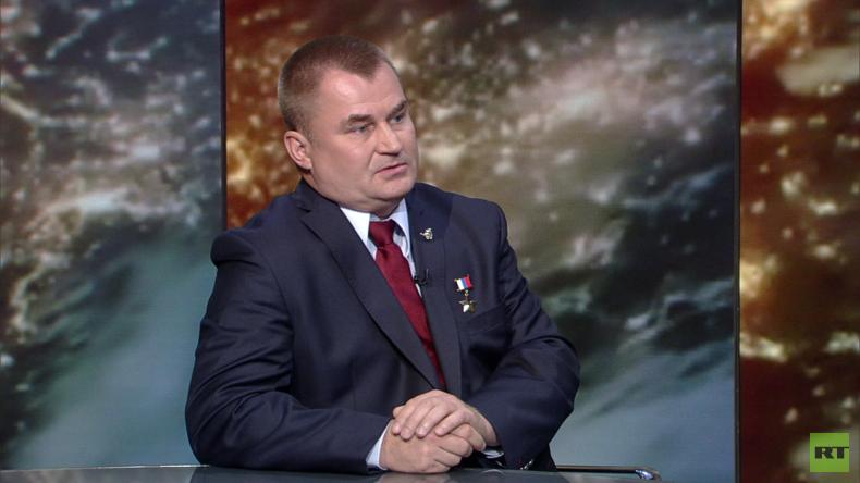 """Kosmonaut Owtschinin über Sojus-Havarie: """"Passieren kann alles, aber wir sind darauf gefasst"""""""