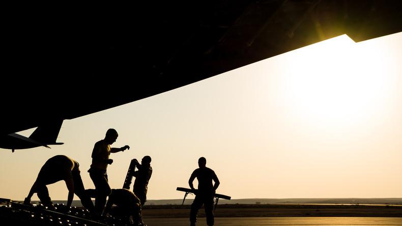 Krieg ohne Kriegserklärung: Die wachsenden Tentakel des US-Militärs in Afrika