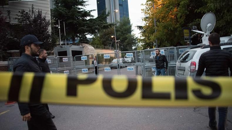 Fall Chaschukdschi: Türkei durchsucht Haus des saudischen Konsuls