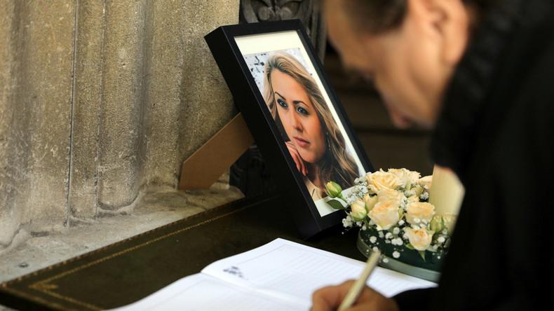 Deutschland liefert Verdächtigen im Mordfall Marinowa aus
