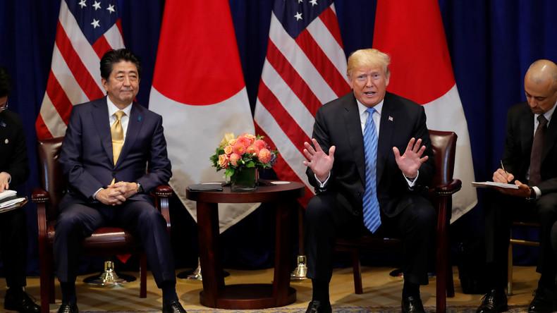 Während China die asiatische Integration vorantreibt, sehnt sich Japan nach der TPP-Führung der USA