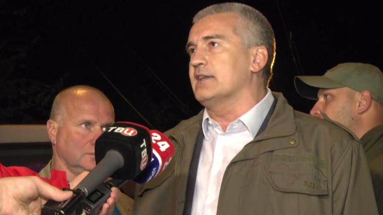 """Ministerpräsident der Krim zum Amokläufer: """"Ich werde diesen Bastard nicht einen Menschen nennen"""""""