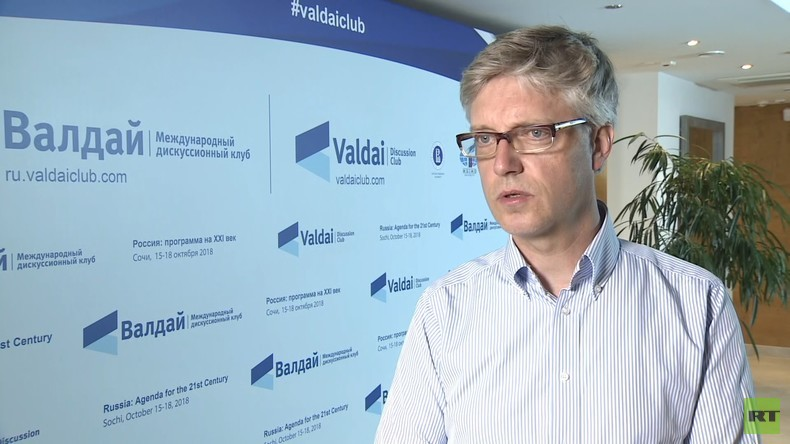 """Dr. Reinhard Krumm im Interview: """"Wir haben erneut ein geteiltes Europa"""""""