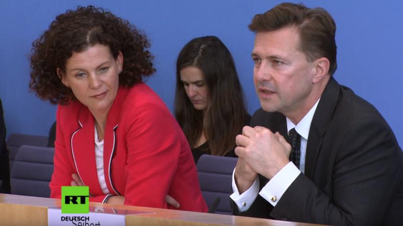 BPK: Merkel-Sprecher erklärt, wieso Bundesregierung bei Skripal ganz anders reagierte als bei Saudis