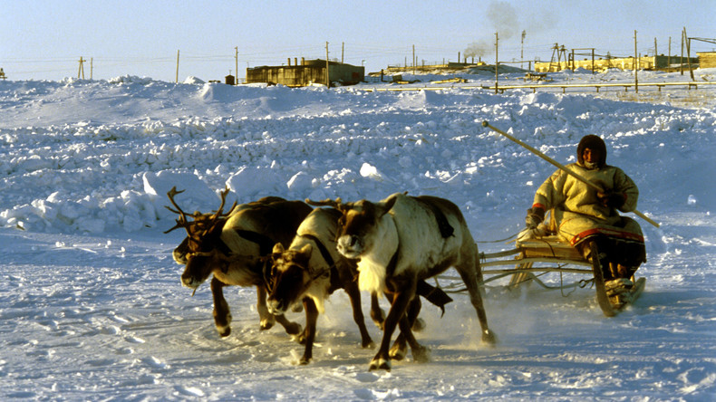 Obduktion auf Schlitten: Behörden in Nordrussland nehmen mobile Leichenhäuser in Betrieb
