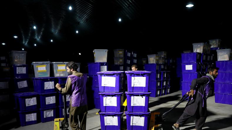 Parlamentswahlen in Afghanistan: Schockstarre nach Mord an Polizeichef und Geheimdienstleiter