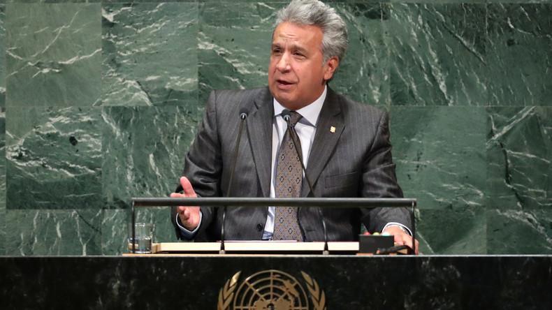 Ecuador weist venezolanische Botschafterin aus – Venezuela reagiert mit Vergeltung