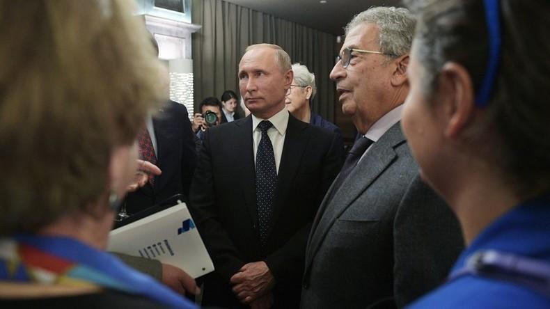 Wladimir Putins Waldai-Rede: Vom nuklearem Holocaust bis zur körperlichen Ertüchtigung