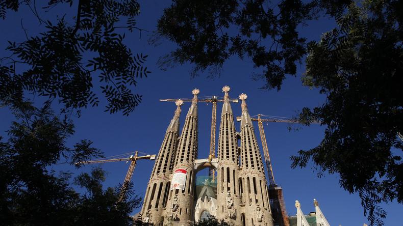 Barcelona: Sagrada Familia muss Millionenstrafe an Stadt zahlen