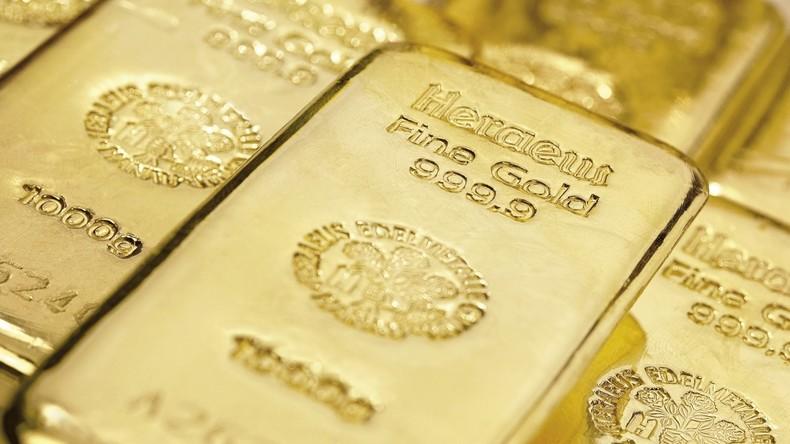 Gold statt Dollar: Russland befreit sich von US-Schulden