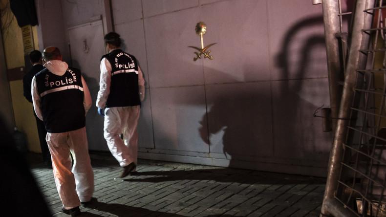 Saudischer Chefforensiker Al-Tubaigy soll Journalisten Chaschukdschi im Konsulat zersägt haben