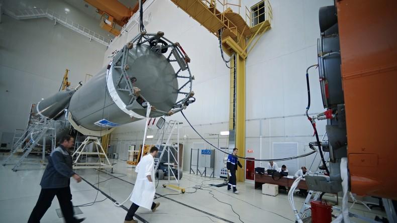 Roskosmos-Sonderkommission gibt Monteuren und deren Vorgesetzten Schuld an der Sojus-Havarie