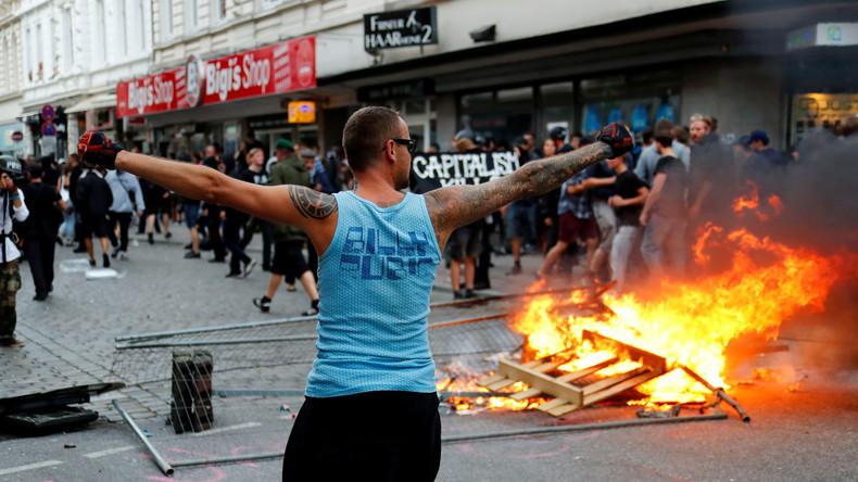 Zwei mutmaßliche G20-Randalierer in Spanien aufgespürt