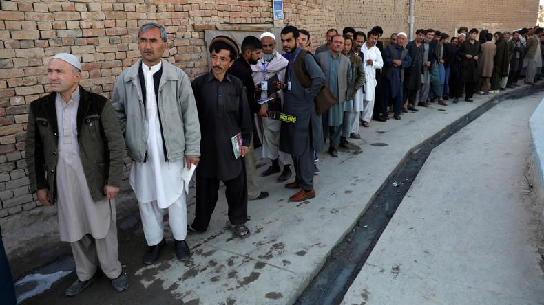 Afghanistan wählt Parlament – Manche Wähler gehen unverrichteter Dinge nach Hause