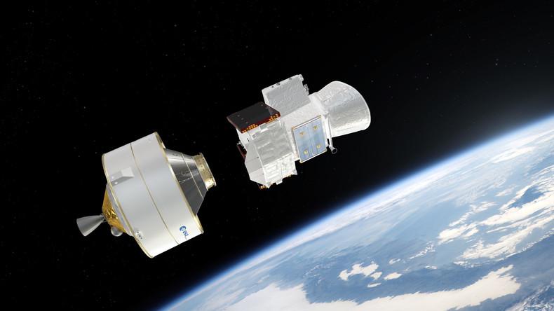 Europäisch-japanische Raumsonde beginnt lange Reise zum Merkur