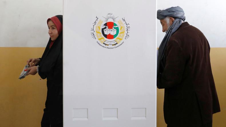 Parlamentswahl in Afghanistan wird verlängert