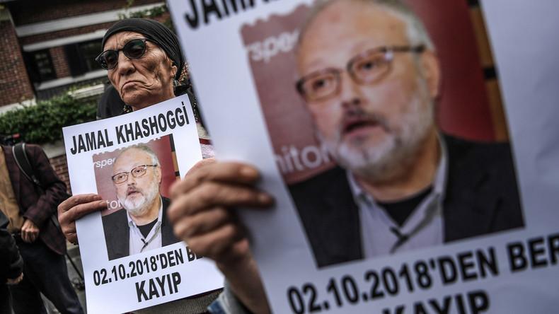 Türkische Regierungspartei AKP verspricht Aufklärung im Fall Chaschukdschi