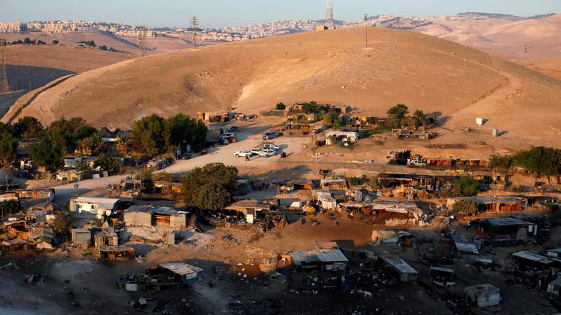 Israel-verschiebt-R-umung-von-Beduinendorf-f-r-kurze-Zeit-