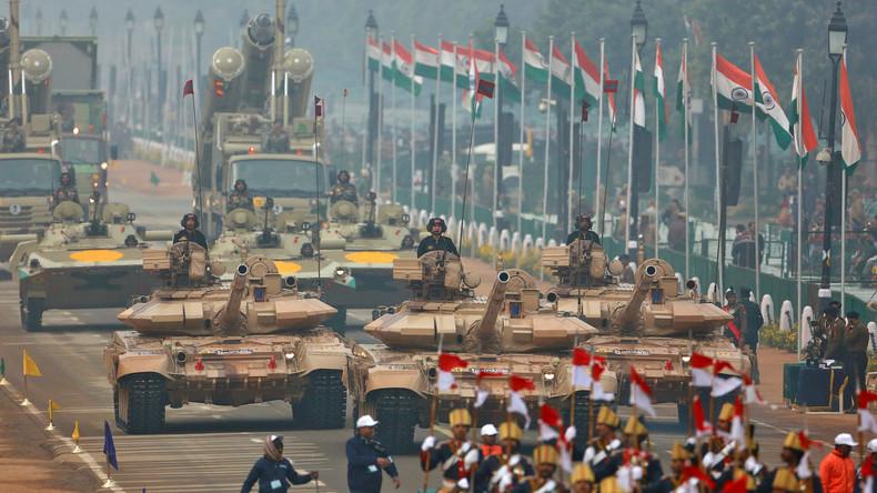 """Premier Modi: Indien wird gegen jeden Angriff auf seine Souveränität """"mit doppelter Kraft""""  vorgehen"""