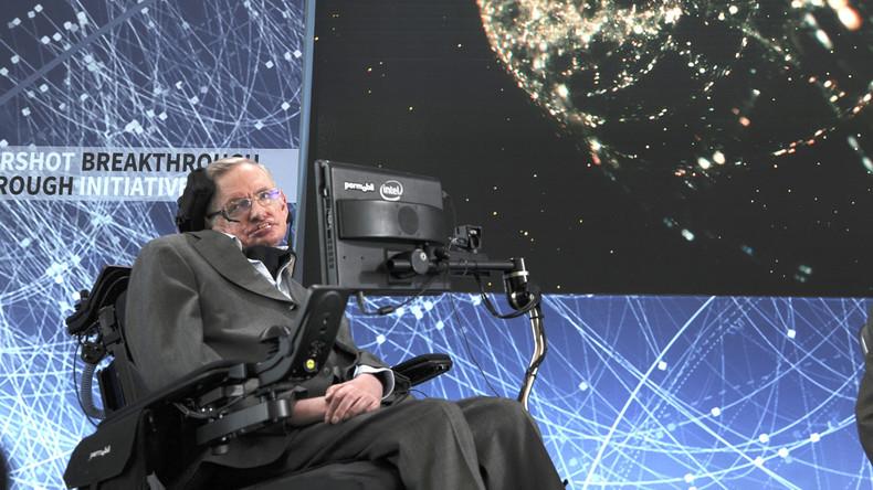 Auktionshaus versteigert Objekte aus Stephen Hawkings Nachlass