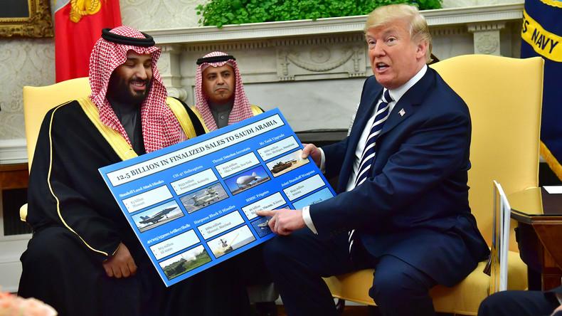 Trump, die ehrliche Haut – Der Fall Khashoggi