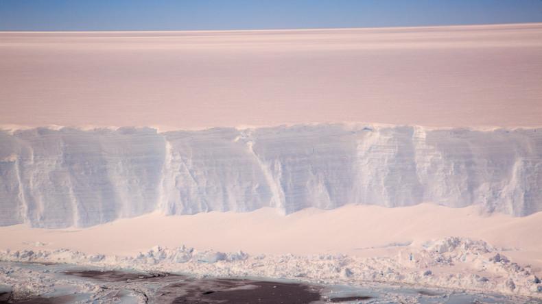Perfekter Eis-Quader: NASA findet riesigen Eisberg mit geraden Kanten und Flächen in Antarktis