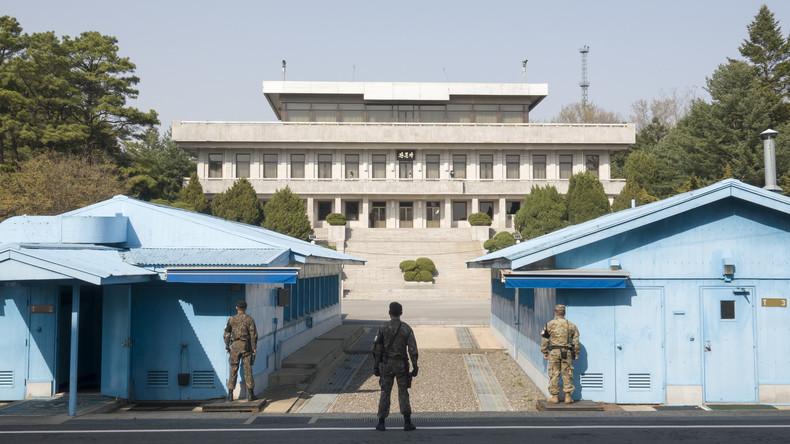Süd- und Nordkorea schließen Minenräumung im Grenzort ab
