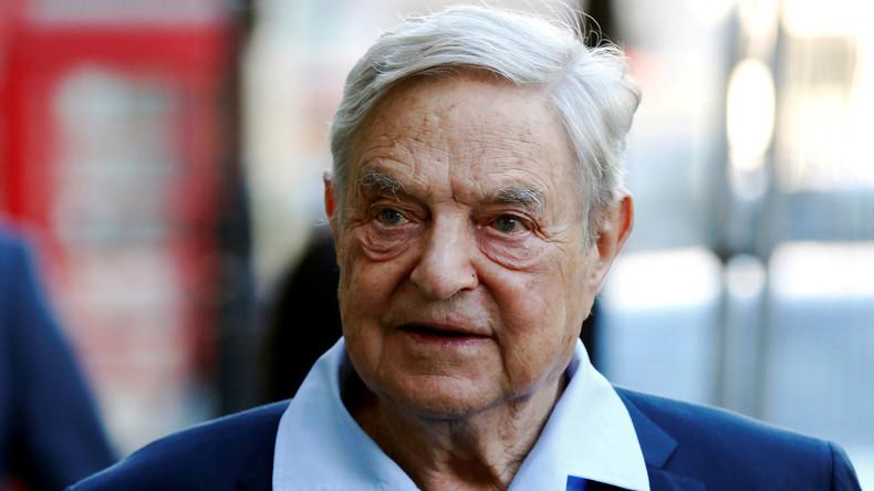 Sprengsatz in George Soros' Briefkasten vor seinem Haus in den USA entdeckt