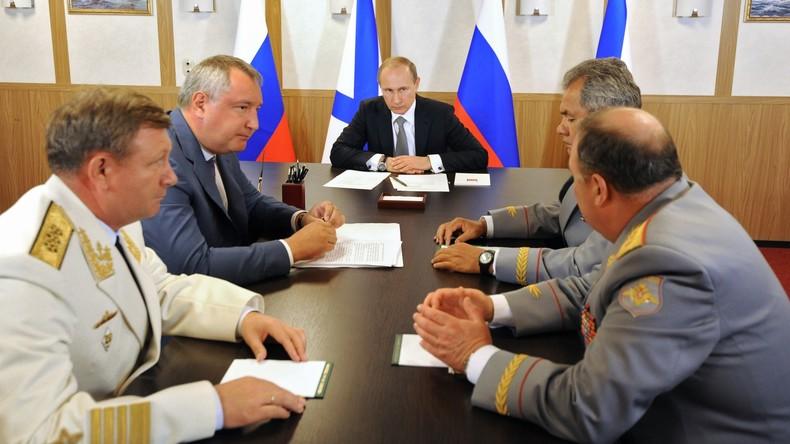 """""""Russlands Militärdoktrin ist eine Friedensdoktrin"""" - Interview mit NVA-General (Teil 1)"""