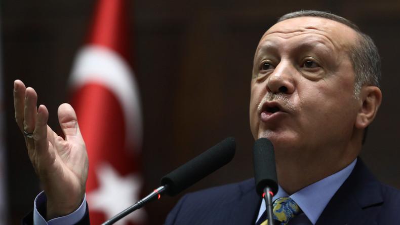 """Erdoğan: Tod Khashoggis war """"geplanter Mord"""""""