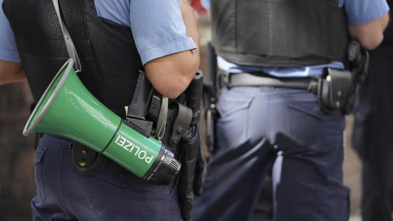 Gerichtsurteil: Presseteam der Polizei darf bei Demos nicht fotografieren