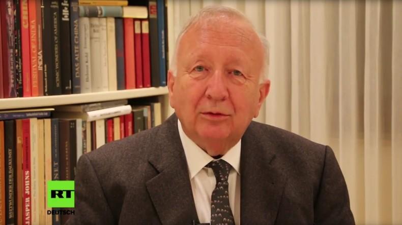 """""""Deutschland kann nur verlieren"""" - Willy Wimmer zum INF-Kündigungsvorhaben der USA (Video)"""