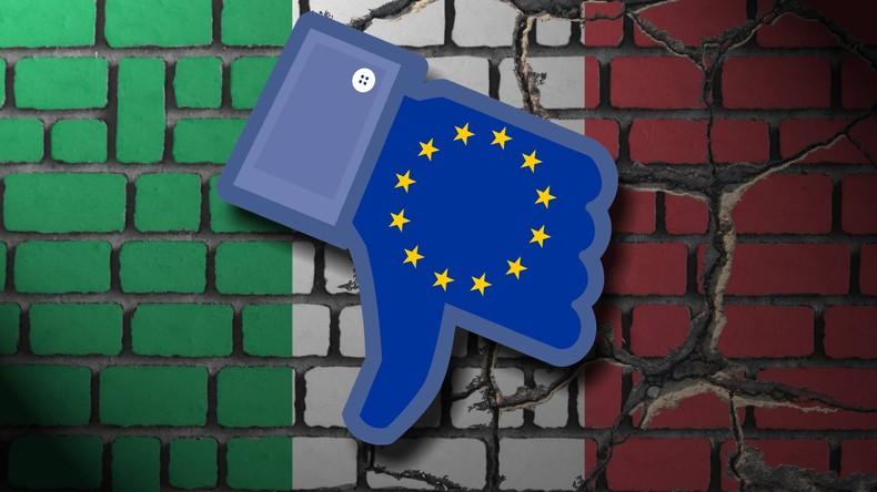 """""""Einmaliger Vorgang"""" - EU-Kommission weist Italiens Haushaltsentwurf zurück"""