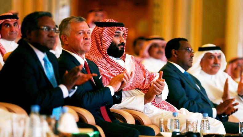 Trotz Boykottaufrufs – Saudi-Arabien unterzeichnet Verträge für 50 Milliarden US-Dollar