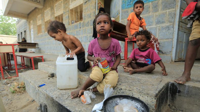 UNO: Hälfte der jemenitischen Bevölkerung lebt von Auslandshilfe