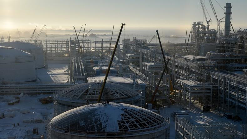 Saudi-Arabien will 5 Milliarden US-Dollar in Russlands LNG-Projekt in der Arktis investieren
