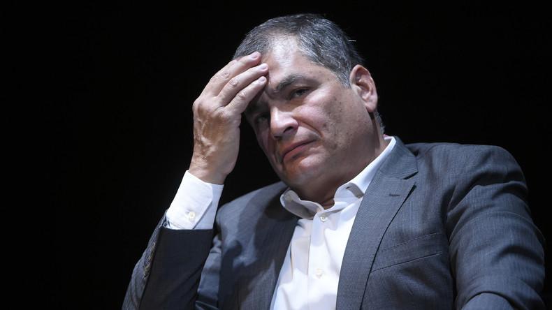 Ex-Präsident Correa zu RT: Ecuador will Assange an die USA ausliefern