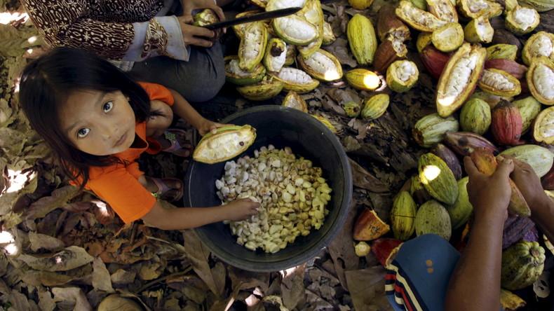 Nestlé wegen Kindersklaverei im Ausland verklagt