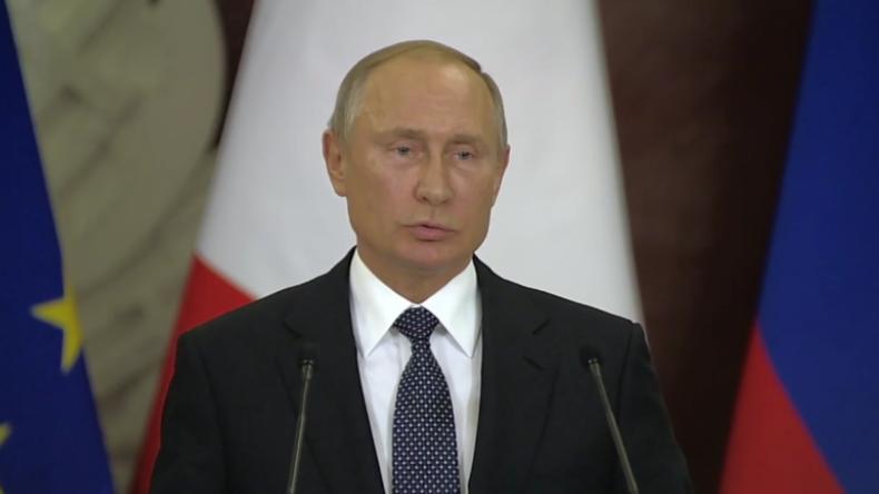 Nach INF-Ausstieg der USA: Putin warnt vor Aufstellung von US-Raketen in Europa