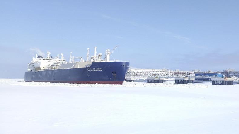 Sanktionen müssen warten: USA, Japan und Indien beteiligen sich am neuen russischen LNG-Projekt