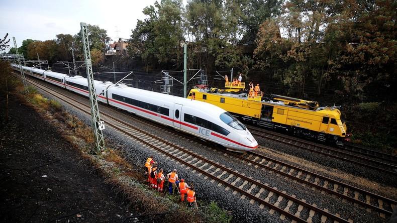 ICE in Bielefeld wegen verdächtigen Koffers evakuiert