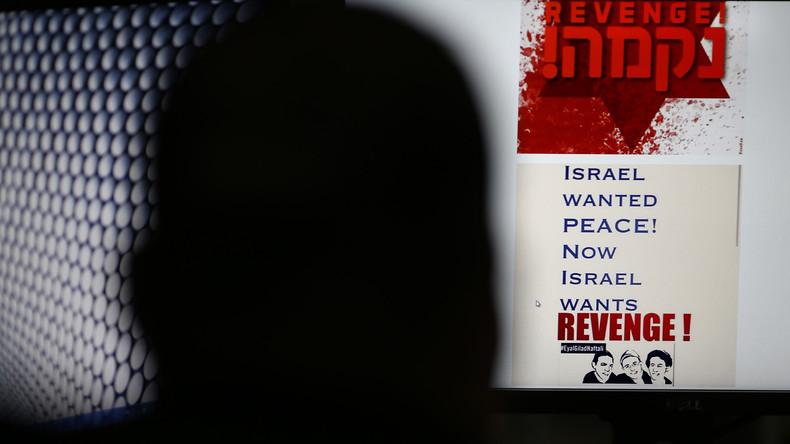 """Israels neues """"Command Center"""" zur Überwachung von Facebook & Twitter"""