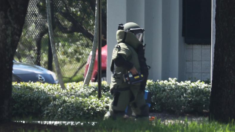 """False-Flag-Operation oder doch """"MAGAbomber""""? Briefbomben-Welle gegen Demokraten spaltet USA"""