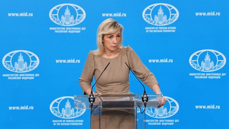 Russlands Außenministerium bezeichnet US-Vorwürfe über Verletzung des INF-Vertrags als Provokation